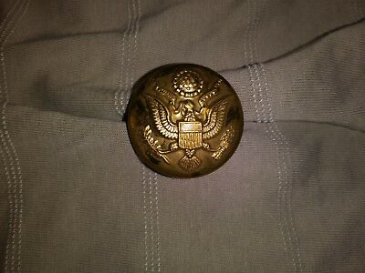 Rare General Service Trench Button English Made with Free Shipping NR