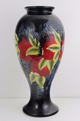 Stunning Signed Large Vase With Vibrant Colors 40cm High