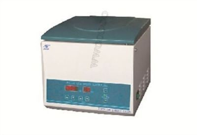 Desktop Electric Medical Lab Centrifuge Laboratory Centrifuge 4000Rpm mh