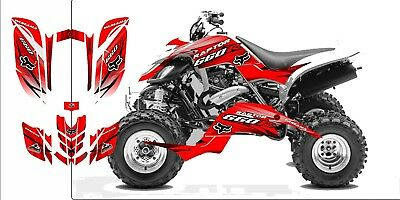 Yamaha Raptor 660  Graphics Kit Stickers Decals