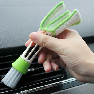 Microfibre Window Air Conditioner Venetian Blind Brush Duster Dirt Clean Cleaner