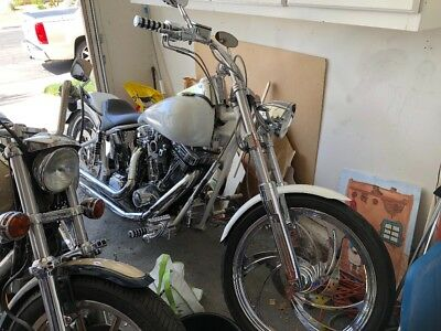 2002 Custom Built Motorcycles Spirit  custom motorcycle