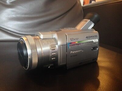 Panasonic 3CCD NV-GS400 **Great Condition**