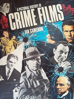 Crime Films. 1 St.edition 1976. Like New