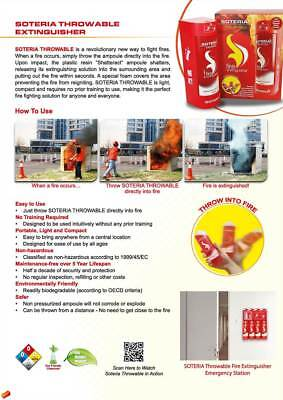 Fire Extinguisher Re-Invented Most Effective New Fire Safety Innovation Of 2018
