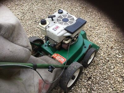Billy Goat Petrol Leaf Vacuum / Collector / Hoover / Blower Briggs And Stratton