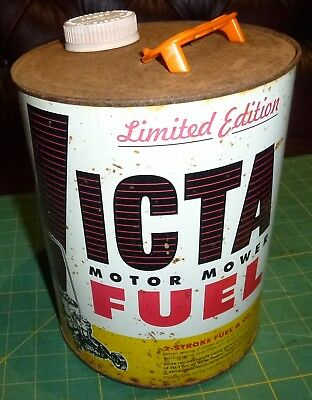 VICTA 5L Limited Edition Motor Mower Fuel Tin