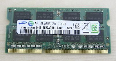 Markenspeicher - 4 GB - DDR3 - PC3 - 12800S - 1600 Mhz - SODIMM - Notebook !!