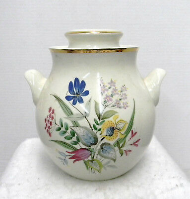 RARE Eva Ziesel Hall China, Tomorrow's Classic Bouquet Unlisted Cookie Jar