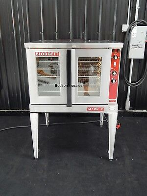 Blodgett Single Mark V Electric Commercial Convection Oven Bakery Pizza