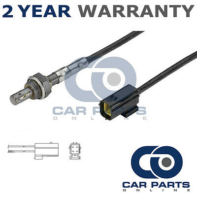 For Rover 100 Series 1.1 111 (1995-98) 4 Wire Front Lambda Oxygen Sensor Exhaust