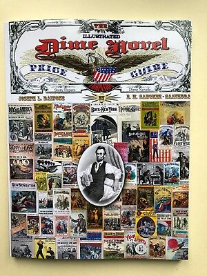 Illustrated Dime Novel Price Guide - Story Papers - Dime Novels - Rarity Factors