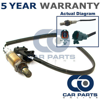 Rear 4 Wire Oxygen O2 Lambda Sensor Direct Fit For Suzuki Grand Vitara 1.6