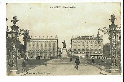 CPA-Carte postale-  France - Nancy- Place Stanislas - 1916 - S65