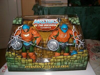Masters of the Universe / Palace Guards / Classic / Mattel