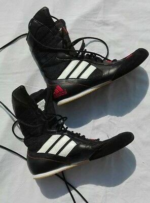 Adidas Tygun 1 Boxing trainers mens uk Size 7.5 hardly worn/excellent condition