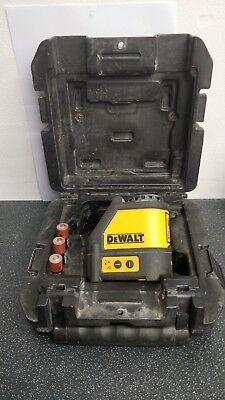 Laser spirit level Dewalt DW087K
