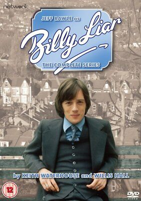 BILLY LIAR Stagioni 1-2 Serie Complete BOX 4 DVD in Inglese Nuovo