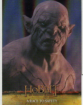 The Hobbit Desolation Of Smaug - Lot Of 49 Different Foil Parallel Cards NM