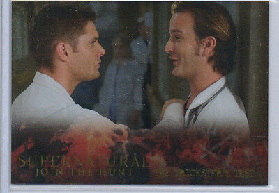 Supernatural Seasons 4-6 - Lot Of 17 Gold Parallel /50 Cards NM 2016