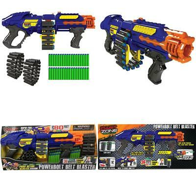 New Gun Zombie Blaster Strike Rapid Fire Foam Soft Darts Nerf Kids Toy Children