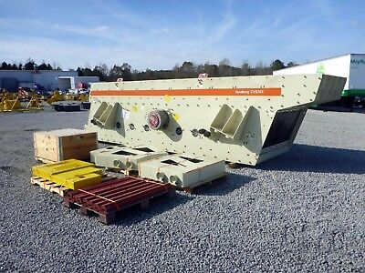 Metso Nordberg Premier CVB302 Double-Deck 6x20 Inclined Screen