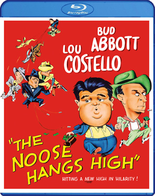 The Noose Hangs High (Blu-ray) Bud Abbott & Lou Costello