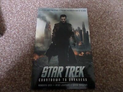 Star Trek: Countdown To Darkness [Graphic Nove, Paperback/Softcover, Titan]