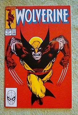 Wolverine #17 (Nov 1989, Marvel) 9.0 VF/NM (John Byrne run begins)