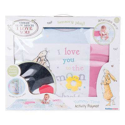 Guess How Much I Love You Large Activity Baby Playmat 100 x 143cm