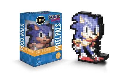 PDP Pixel Pals - Sonic The Hedgehog Collectible Lighted Figure