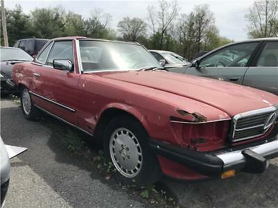 SL-Class Project or Parts Car 1977 Mercedes-benz 450SL Project or parts car