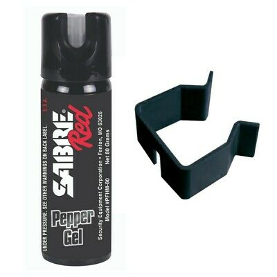 SABRE 3-IN-1 2.5oz Home Protection Kit Pepper Spray + Tear Gas + Identifying Dye