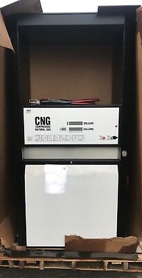 NEW UNUSED Tulsa TGT-T7203-6CNG50 Natural Gas CNG Dispenser - Twin Hose