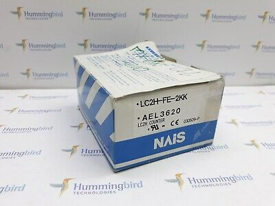Nais Lc2H Counter Lc2H-Fe-2Kk New In Box!!