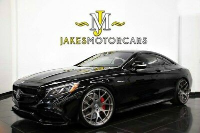 2015 Mercedes-Benz S-Class S63 AMG DESIGNO COUPE***ONE-OF-A-KIND!*** 2015 MERCEDES S63 AMG DESIGNO COUPE~ CARBON FIBER TRIM INSIDE~ ONE-OF-A-KIND!