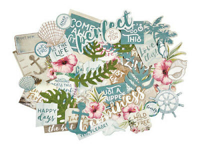 *A&B* KAISERCRAFT Scrapbooking Collectables Island Escape CT874