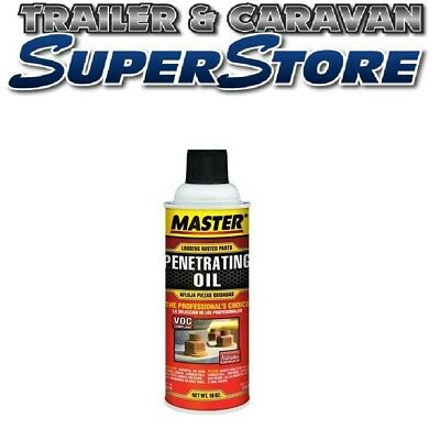 Penetrating Oil 284g stop squeaks loosens rusted parts R14