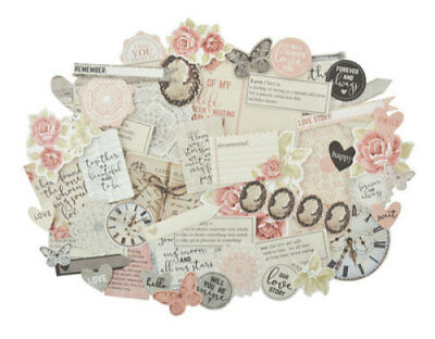 *A&B* KAISERCRAFT Scrapbooking Collectables - PS I Love You - CT870
