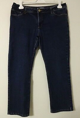 70aa184b WOMEN'S LEE Perfect Fit Just Below The Waist Back Flip Denim Jeans ...