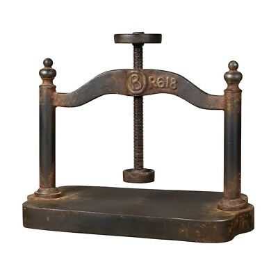 ELKL-1291009-Cast Iron Book Press
