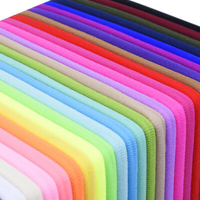 """Lot of 10 2.5/"""" Nylon Polyester Headbands Can be Used For Sublimation or HTV"""