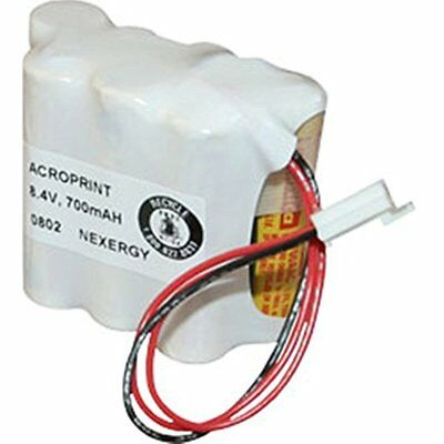 Office & School Supplies Acroprint 58-0108-000 Optional Back-Up Battery For Time