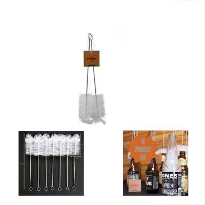 Cleaning & Sanitizing 2pk Weekend Brewer Bottle Brushes Great For Cleaning Beer,