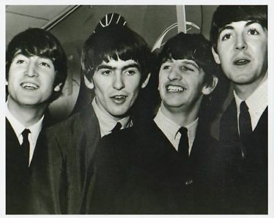 Unsigned Photo Of The Beatles - N481 - £1 Bargain!!!