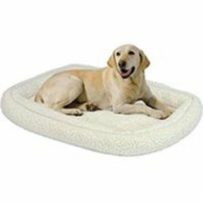 QUIET TIME DELUXE DOUBLE BOLSTER BED(Pack of 1)