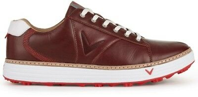 Callaway Del Mar Retro Herrenschuhe, brown/cayene