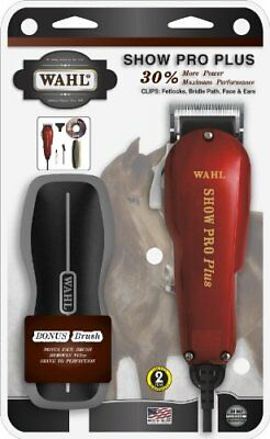 SHOW PRO PLUS CORDED EQUINE CLIPPER KIT(Pack of 1)