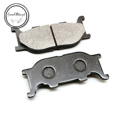 Front Brake Pads For Yamaha CP250 FZX250 SRV250 YP250 SR400 XVS400 T-max XP500