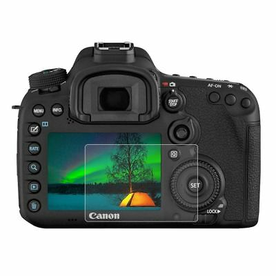 Tempered Glass Camera Screen Film Protector For Canon EOS 5D Mark III 5D3 5DS